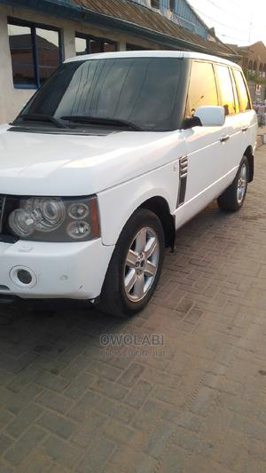 Land Rover Range Rover 2007 White | Cars for sale in Lagos State, Ojo