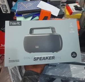 Outdoor Waterproof Bluetooth Speaker Havit Sk816bt | Audio & Music Equipment for sale in Lagos State, Ikeja