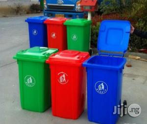 Top Quality Refuse Waste Bin Ideal for Every Home Office | Home Accessories for sale in Lagos State, Amuwo-Odofin