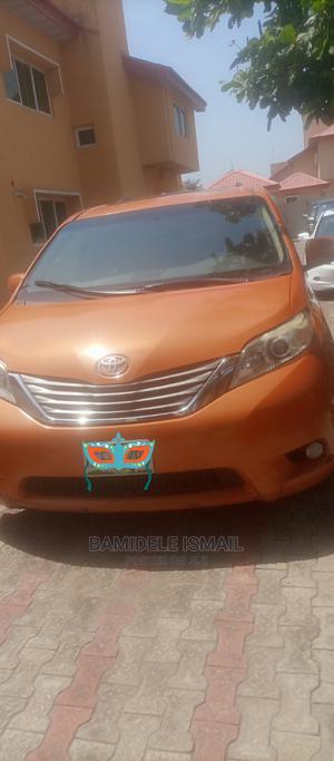 Toyota Sienna 2011 Orange | Cars for sale in Lagos State, Lekki