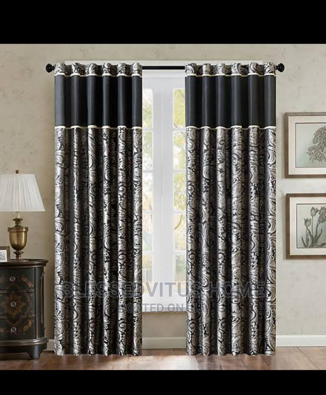 Blackout Curtain With Nice Design