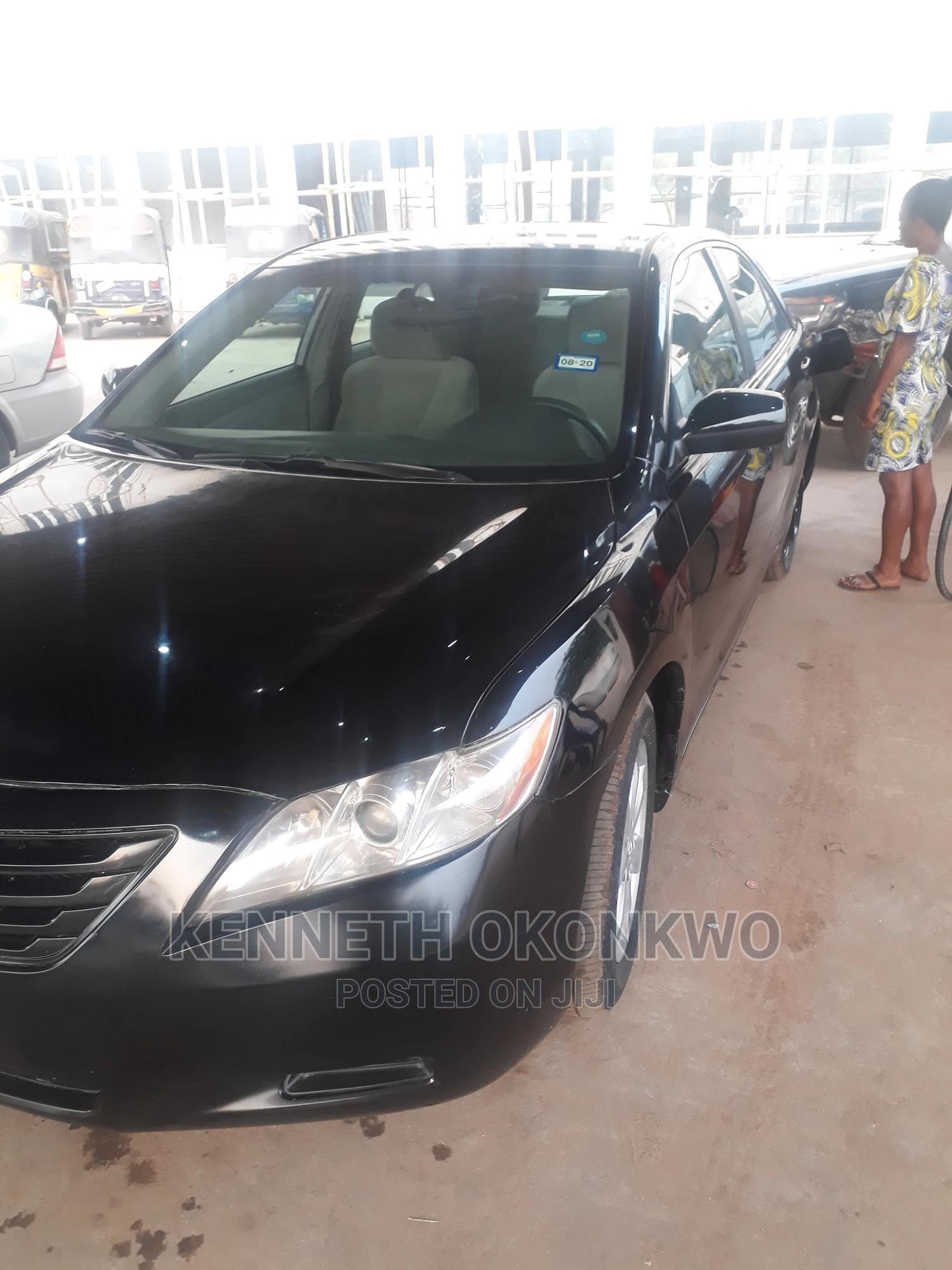 Archive: Toyota Camry 2008 2.4 Black