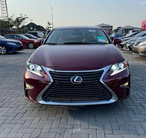 Lexus ES 2013 350 FWD Red | Cars for sale in Lagos State, Ikorodu