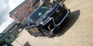 Lexus LX 2008 570 Black | Cars for sale in Lagos State, Alimosho