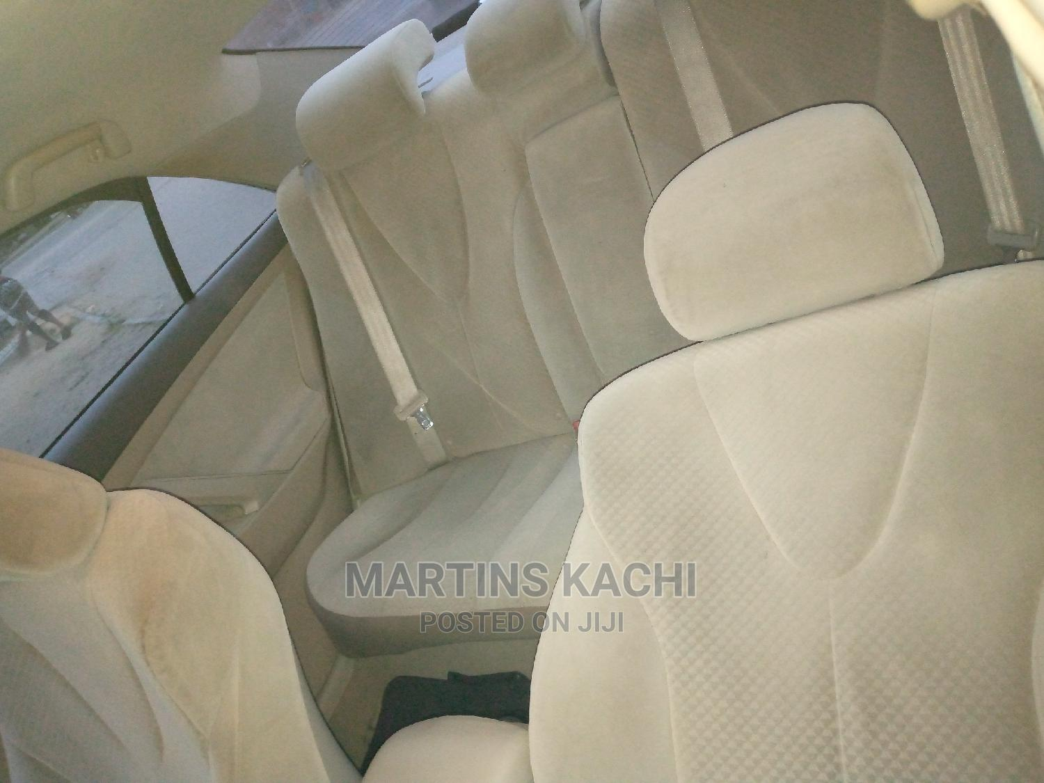 Archive: Toyota Camry 2008 Green