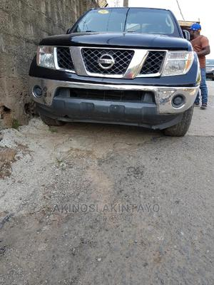Nissan Frontier 2007 Crew Cab SE Black | Cars for sale in Lagos State, Gbagada