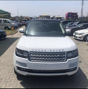 Land Rover Range Rover 2015 White | Cars for sale in Lagos State, Lekki