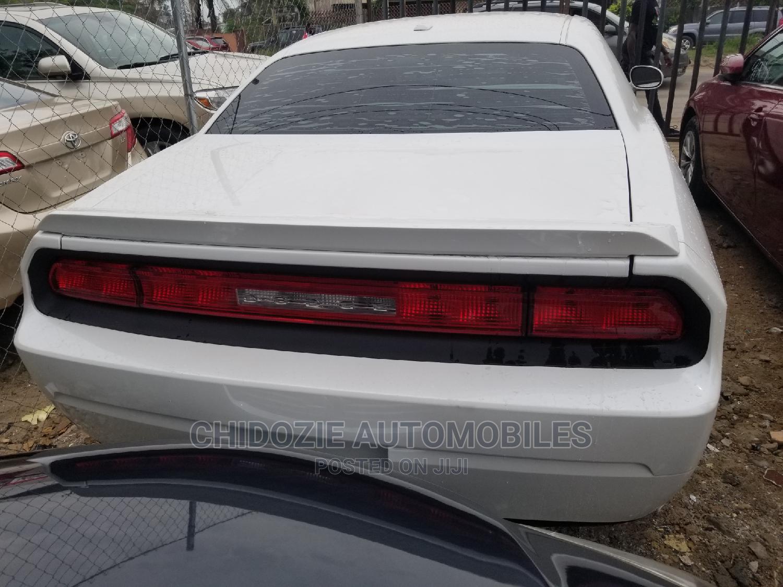 Dodge Challenger 2013 White | Cars for sale in Amuwo-Odofin, Lagos State, Nigeria