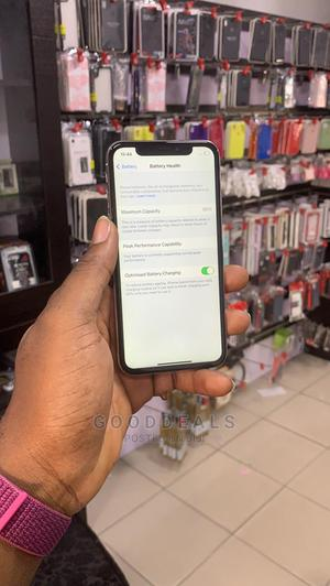 Apple iPhone X 64 GB Silver   Mobile Phones for sale in Rivers State, Port-Harcourt