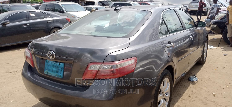 Toyota Camry 2008 Gray   Cars for sale in Amuwo-Odofin, Lagos State, Nigeria