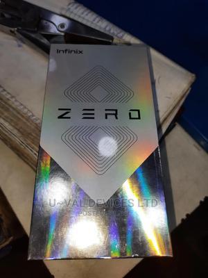 New Infinix Zero 8 128 GB Black   Mobile Phones for sale in Lagos State, Ikeja