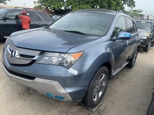 Acura MDX 2008 Blue   Cars for sale in Lagos State, Apapa