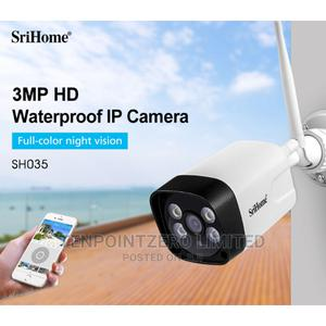 3MP IP Network Camera With 2 Way Audio - NVR or Wifi | Security & Surveillance for sale in Lagos State, Yaba