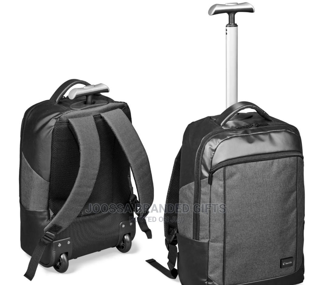 Nano Tech Trolley Bag. Can Be Branded. Unique and Affordable