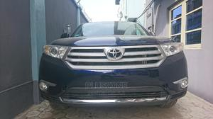 Toyota Highlander 2011 SE Blue   Cars for sale in Lagos State, Isolo