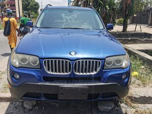 BMW X3 2007 3.0si Exclusive Automatic Blue | Cars for sale in Lagos State, Amuwo-Odofin