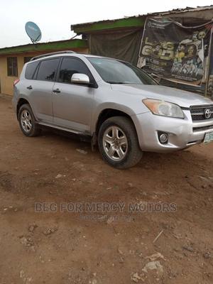 Toyota RAV4 2010 2.5 Silver | Cars for sale in Lagos State, Ikorodu