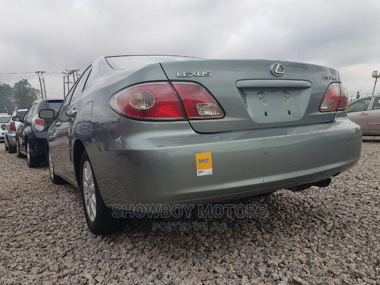 Archive: Lexus ES 2004 330 Sedan Green