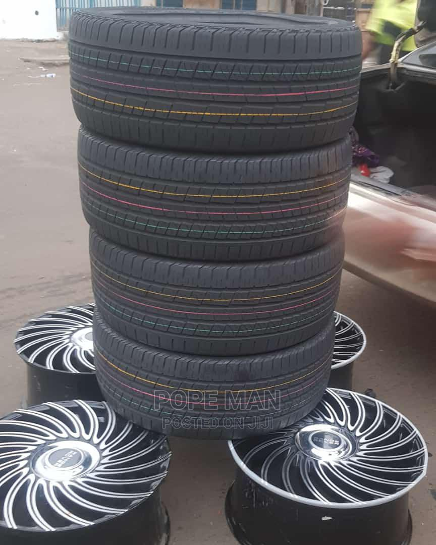 22inch Rim New Tyres   Vehicle Parts & Accessories for sale in Maryland, Lagos State, Nigeria