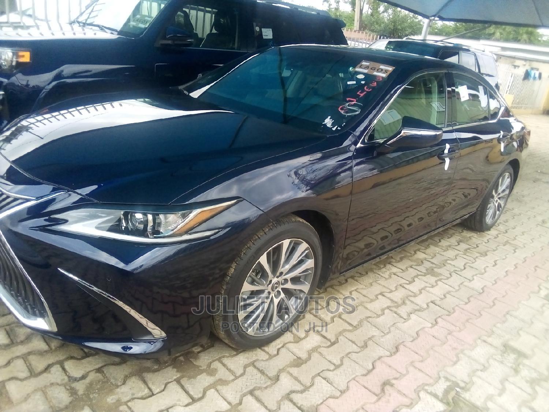 Lexus ES 2020 Black   Cars for sale in Ikeja, Lagos State, Nigeria