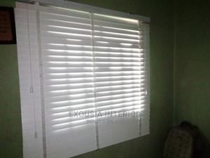 White Wooden Blinds   Home Accessories for sale in Lagos State, Eko Atlantic