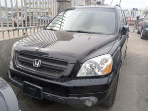 Honda Pilot 2005 Black | Cars for sale in Lagos State, Agboyi/Ketu