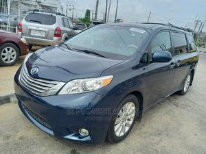 Toyota Sienna 2011 XLE 7 Passenger Blue | Cars for sale in Lagos State, Ikeja