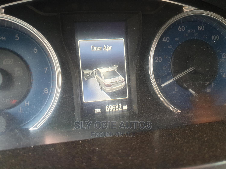 Toyota Camry 2015 Gray | Cars for sale in Garki 2, Abuja (FCT) State, Nigeria