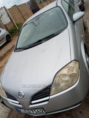 Nissan Primera 2003 Break Silver | Cars for sale in Ogun State, Abeokuta South