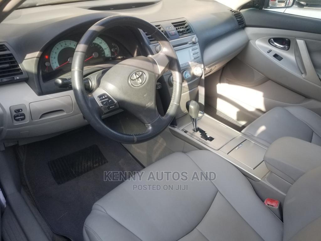 Toyota Camry 2008 Gray   Cars for sale in Lagos Island (Eko), Lagos State, Nigeria