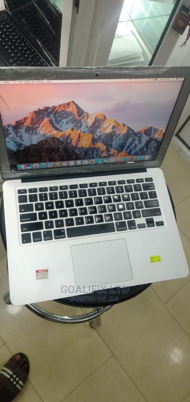 Laptop Apple MacBook Air 8GB Intel Core I7 SSD 128GB | Laptops & Computers for sale in Ikeja, Lagos State, Nigeria