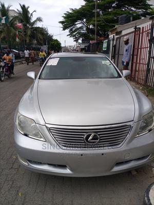 Lexus LS 2007 460 L Luxury Sedan Silver | Cars for sale in Lagos State, Lekki