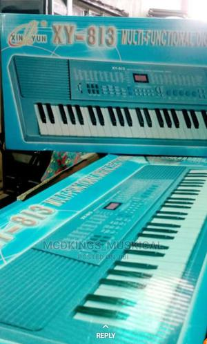 813 Multifunctional Digital Electronics Organ. | Musical Instruments & Gear for sale in Lagos State, Ojo