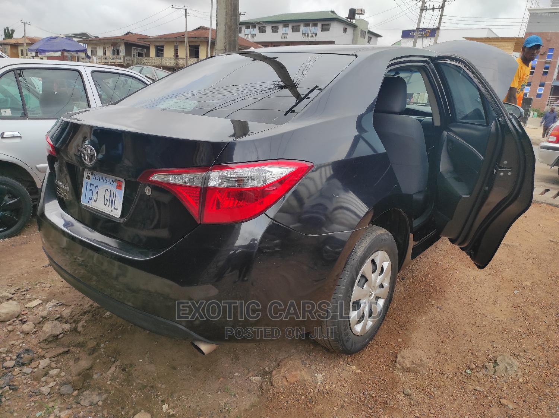 Toyota Corolla 2015 Black   Cars for sale in Ibadan, Oyo State, Nigeria