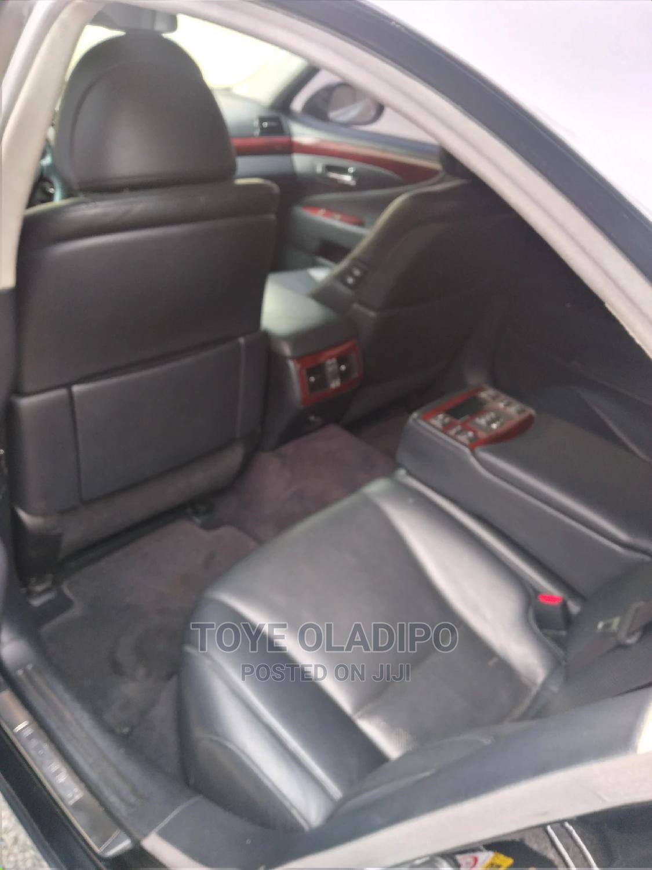 Lexus LS 2008 460 Black   Cars for sale in Ojodu, Lagos State, Nigeria