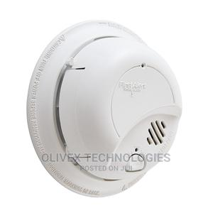 Wifi Smoke Detector Camera With Battery Backup | Safetywear & Equipment for sale in Abuja (FCT) State, Gwarinpa