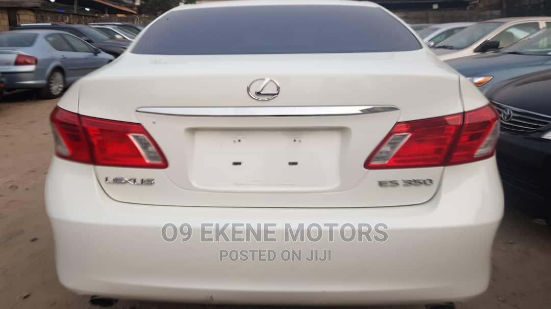 Lexus ES 2007 White   Cars for sale in Isolo, Lagos State, Nigeria