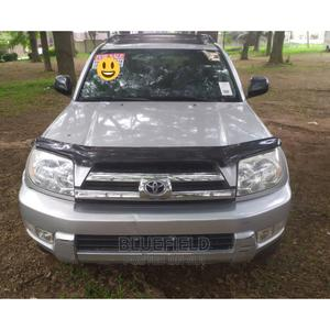Toyota 4-Runner 2004 SR5 4x4 Silver | Cars for sale in Lagos State, Ikeja
