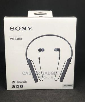 SONY Wi-C400 | Headphones for sale in Lagos State, Ikeja