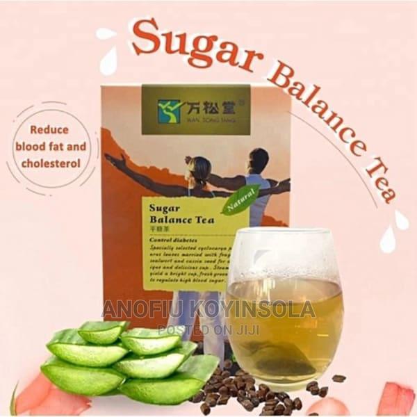 Sugar Balance Reducing Tea   Vitamins & Supplements for sale in Surulere, Lagos State, Nigeria