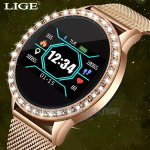 Noble Diamond Smart Waterproof Sports Fitness Tracker | Smart Watches & Trackers for sale in Lagos State, Ikeja