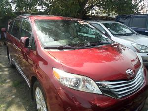 Toyota Sienna 2011 Limited 7 Passenger Red   Cars for sale in Lagos State, Amuwo-Odofin