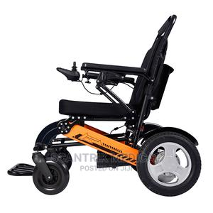 Weight Folding Power Electric Wheelchair | Medical Supplies & Equipment for sale in Abuja (FCT) State, Gwarinpa