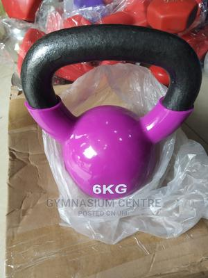 Piece Of 6kg Kettlebell | Sports Equipment for sale in Lagos State, Surulere