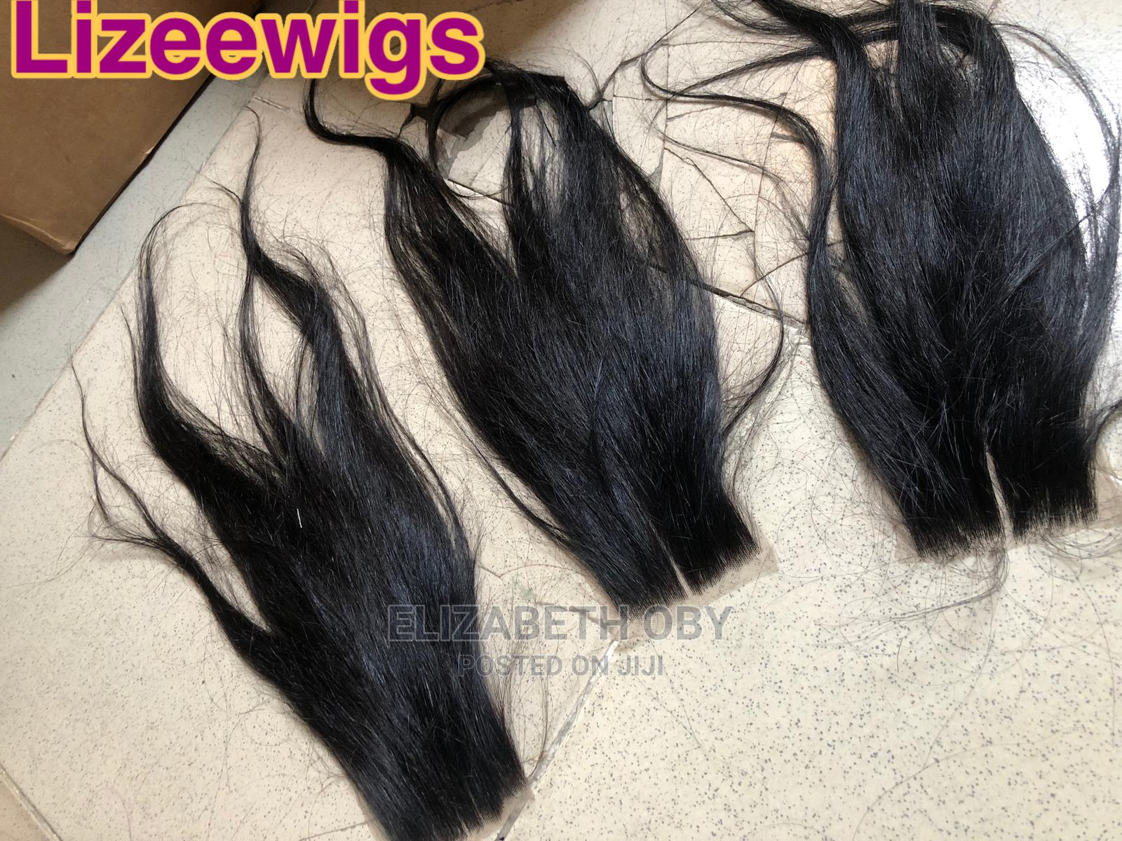 Frontal And Closures Ventilations | Hair Beauty for sale in Lekki, Lagos State, Nigeria