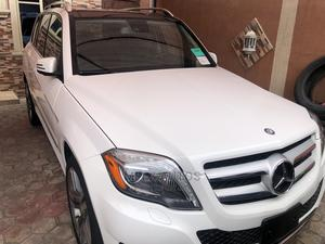 Mercedes-Benz GLK-Class 2013 White   Cars for sale in Lagos State, Surulere