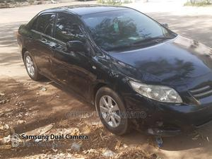 Toyota Corolla 2009 1.8 Advanced Black | Cars for sale in Abuja (FCT) State, Lokogoma