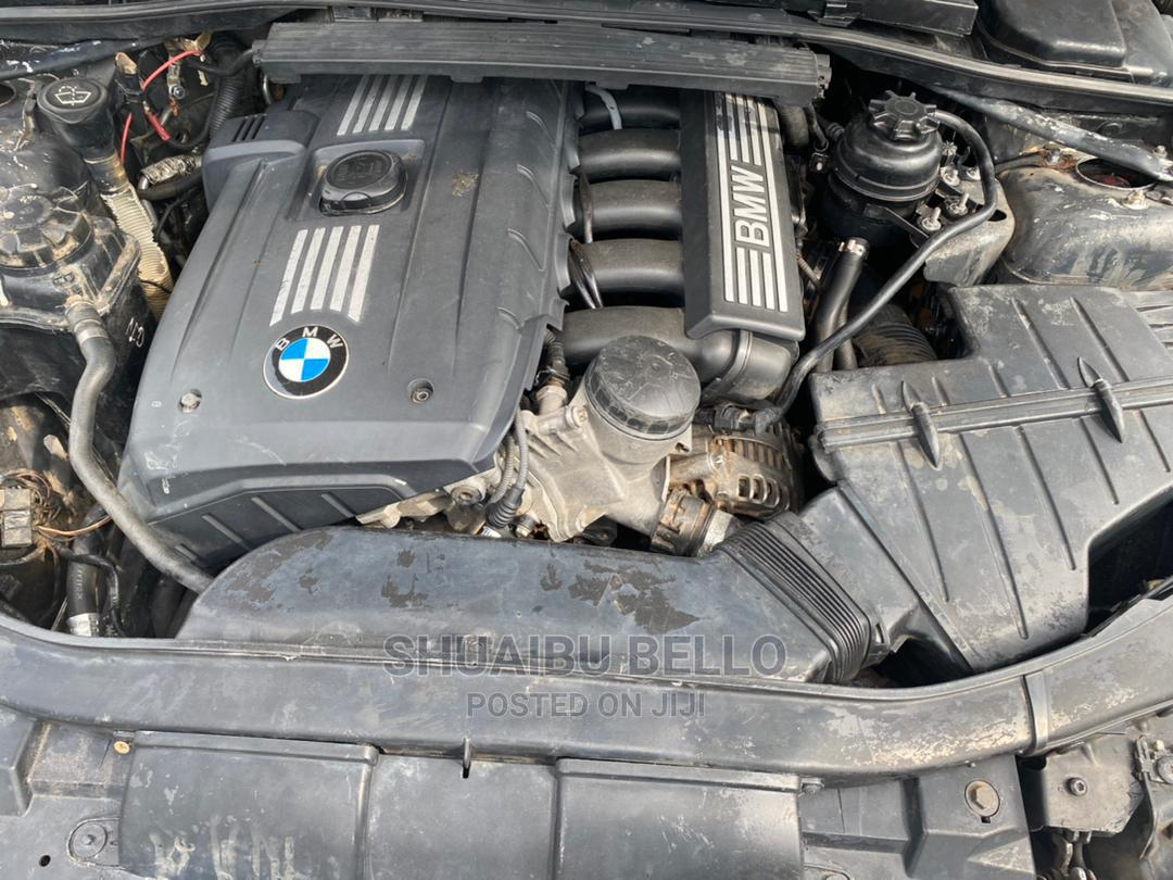 BMW 328i 2008 Silver | Cars for sale in Central Business Dis, Abuja (FCT) State, Nigeria