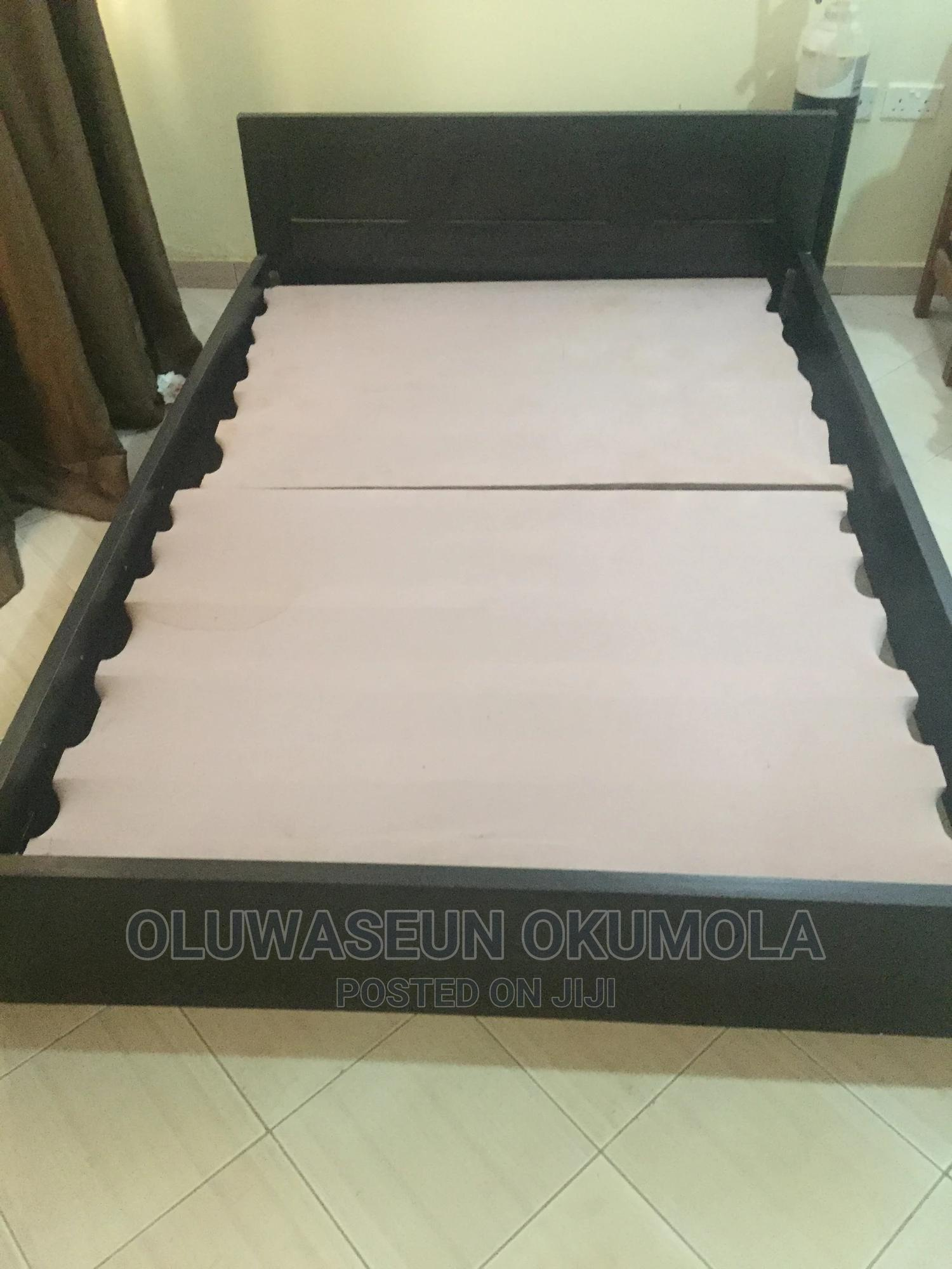 6by4 Bed Frame Only   Furniture for sale in Asokoro, Abuja (FCT) State, Nigeria