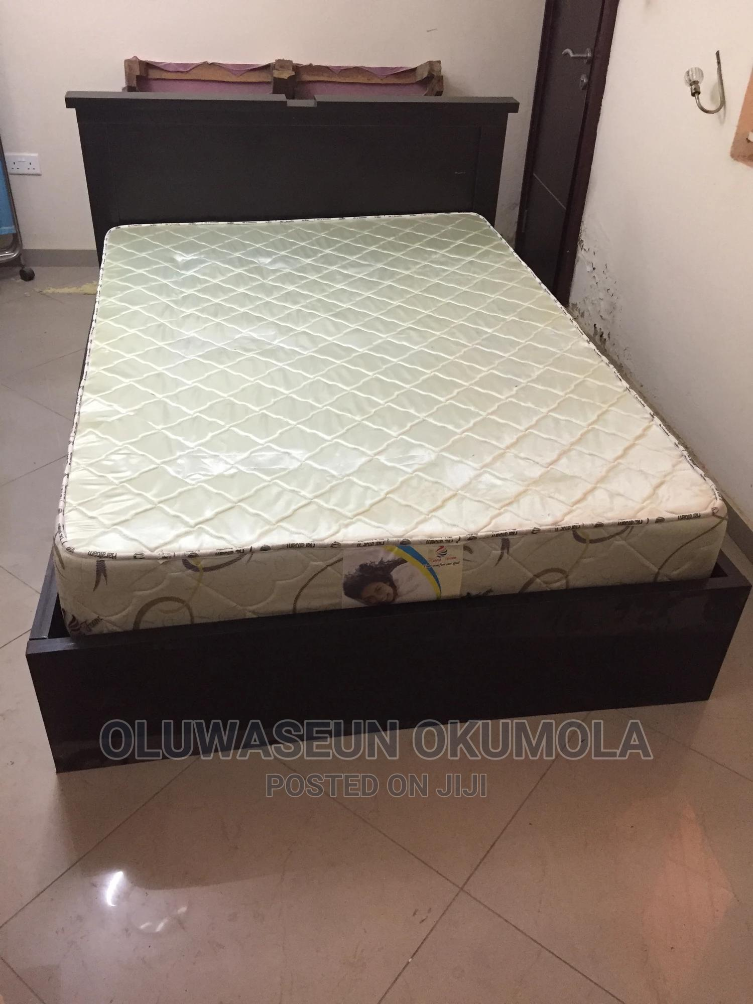 6by4 Bed Frame Only | Furniture for sale in Asokoro, Abuja (FCT) State, Nigeria